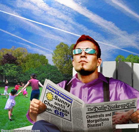 How to detox from chemtrails poisoning and infiltration of