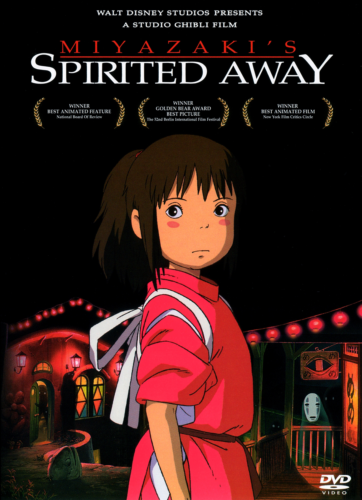 hayao miyazaki s spirited away and japaneseness Spirited away is one of the deepest and most complex movies in miyazaki's filmography and one that deserves a great deal of thought whole books can and have been written about it and i've got .