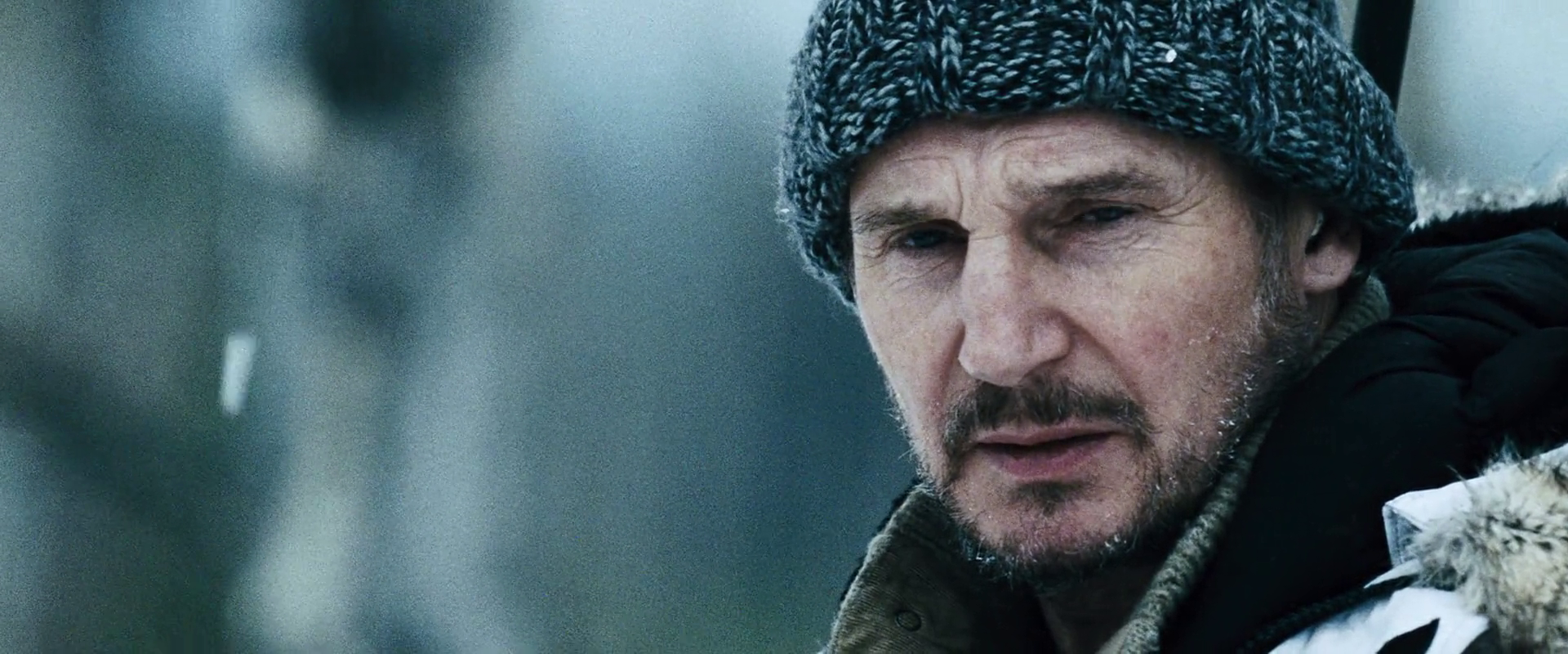 The Grey - Movie Review - Liam Neeson - A Meditation On